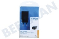 Point Of View 10502  Cargador de casa USB USB 2A Universal