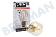 Calex 474486.1  474486 Calex LED lámpara de filamento de bola 3.5W E27 regulable G45 E27 G45 regulable 3.5W 350lm