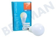 Osram 4058075208506  Lámpara Smart + Standard E27 Regulable E27 9 vatios, 800lm 2700K