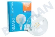 Osram 4058075208568  Smart + Filamento Globelamp E27 Regulable E27 5.5 vatios, 650lm 2700K