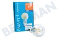 Osram 4058075208551  Lámpara Smart + Standard E27 Regulable E27 5.5 vatios, 650lm 2700K