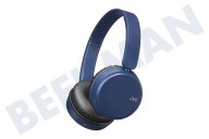 JVC HAS35BTAU HA-S35BT-A  Auriculares Inalámbricos Deep Bass Azul Bluetooth, función Bass Boost