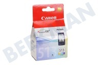 Canon CANBCL513  Cartucho de tinta CL 513 color MP240, MP260, MP480