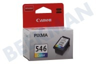 Canon 2005116  Cartucho de tinta CL 546 color Pixma MG2450, MG2550