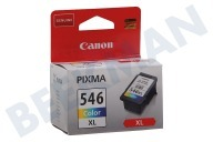 Canon 2005118  Cartucho de tinta CL 546 XL Color Pixma MG2450, MG2550