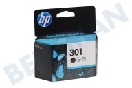 HP Hewlett-Packard HP-CH561EE HP 301 Black  Cartucho de tinta No. 301 Negro Deskjet 1050.2050