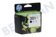 HP Hewlett-Packard HP-CH563EE HP 301 XL Black  Cartucho de tinta No. 301 XL Negro Deskjet 1050.2050