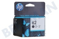 HP Hewlett-Packard HP-C2P04AE HP 62 Black  Cartucho de tinta No. 62 Negro Officejet 5740, 5640 Envidia, 7640