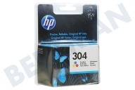 HP Hewlett-Packard HP-N9K05AE  N9K05AE HP 304 color Deskjet 3720, 3730