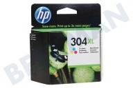 HP Hewlett-Packard HP-N9K07AE  N9K07AE HP 304XL color Deskjet 3720, 3730