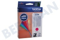 Brother LC223M LC-223M  Cartucho de tinta LC-223 Magenta MFC-J4120DW, MFC-J4420DW, MFC-J4620DW