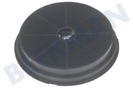 Ariston 34468  Filtro -rond- de carbono Un 410-4410-4400-4181